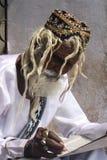 Indiańska starsza osoba Fotografia Royalty Free