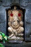 Indiański Bóg Ganesha Fotografia Stock
