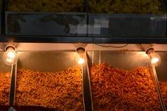 Indiański cukierki sklep Obraz Royalty Free