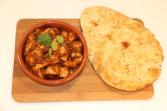 Indiański Curry Obrazy Royalty Free