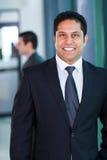 Indiański dyrektor wykonawczy Zdjęcia Stock