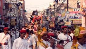 Indiański festiwal Zdjęcie Stock