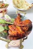Indiański Kurczak Tikka Obraz Royalty Free