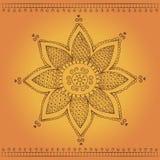 Indiański kwiat Obraz Stock
