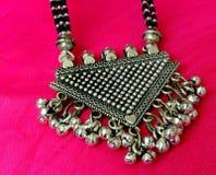 Indiański metalu jewellery Fotografia Royalty Free