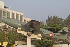 Indiański militarny airplain Zdjęcia Stock