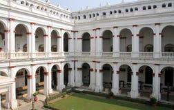 Indiański muzeum Kolkata Fotografia Stock