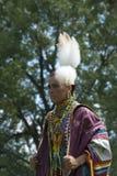 Indiański statuy Santa Fe Nowy - Mexico Fotografia Royalty Free