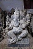 Indiańskie bóg statuy zdjęcie royalty free