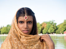 india som ska välkomnas Royaltyfri Foto