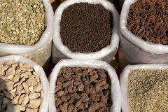 India Spice Stock Photography