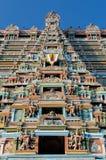 India - Srirangam Temple Stock Photo