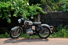 Royal Enfield stock photos
