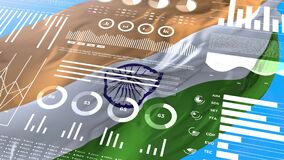 India. Statistics, infographics, financial market data, analysis and reports
