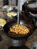 India street food Stock Image