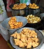 India street food Royalty Free Stock Photo