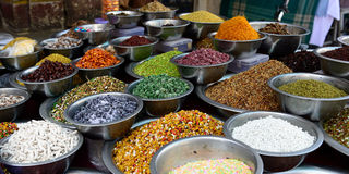 India street food Royalty Free Stock Photography