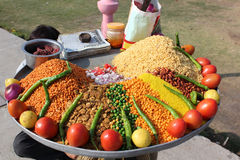 Free India Street Snacks Royalty Free Stock Photography - 25600267