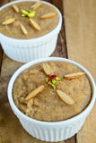 India suji  Halwa Stock Photography