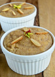 India suji  Halwa Stock Images
