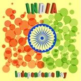 india symbol Vektor Illustrationer