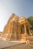india tempelvamana Arkivbild
