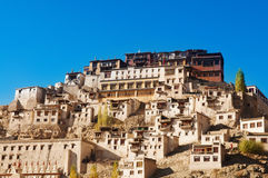 India Thiksey Monastery Royalty Free Stock Images