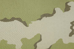 India three color desert camouflage fabric texture Stock Image