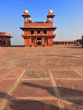 India. The thrown city of Fatehpur Sikri. Royalty Free Stock Image