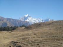 India Uttarakhand Himalajski widok g?rski 4 zdjęcia stock