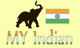 India vector illustration Stock Images