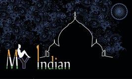 India vector illustration Stock Photo