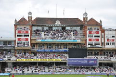 India vs England at Lords Royalty Free Stock Photos