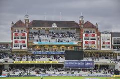 India vs England at Lords Stock Image