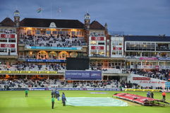 India vs England at Lords stock photos