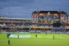 India vs England at Lords royalty free stock image
