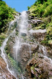 India, the waterfall. Royalty Free Stock Images
