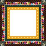 Indiaangrens Royalty-vrije Stock Foto's