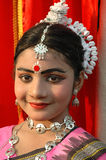 Indian Adolescents Dancer Stock Image