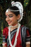 Indian Adolescents Dancer Royalty Free Stock Photography