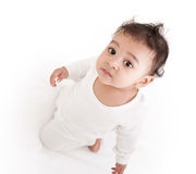 Indian Adorable baby Stock Image