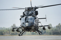 Indian Air Force RUDRA Helicopter Royalty Free Stock Image