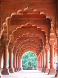 Indian Arches Stock Photo