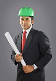 Indian architect Royalty Free Stock Photography