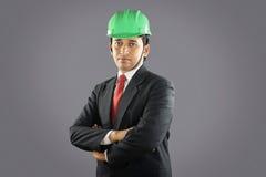 Indian Architect Stock Photo