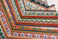 Indian Architectural Detail Royalty Free Stock Photography