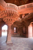 Indian Architecture in Fatehpur Sikri. Rajasthan, Royalty Free Stock Photography