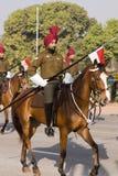 Indian Army Lancer Stock Photos