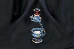 Indian aroma lamp Royalty Free Stock Photo