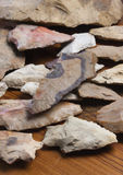 Indian Arrowheads Royalty Free Stock Photography